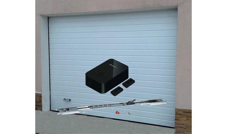 Автоматические секционные ворота 2500х2400 DoorHan купить в Белгороде