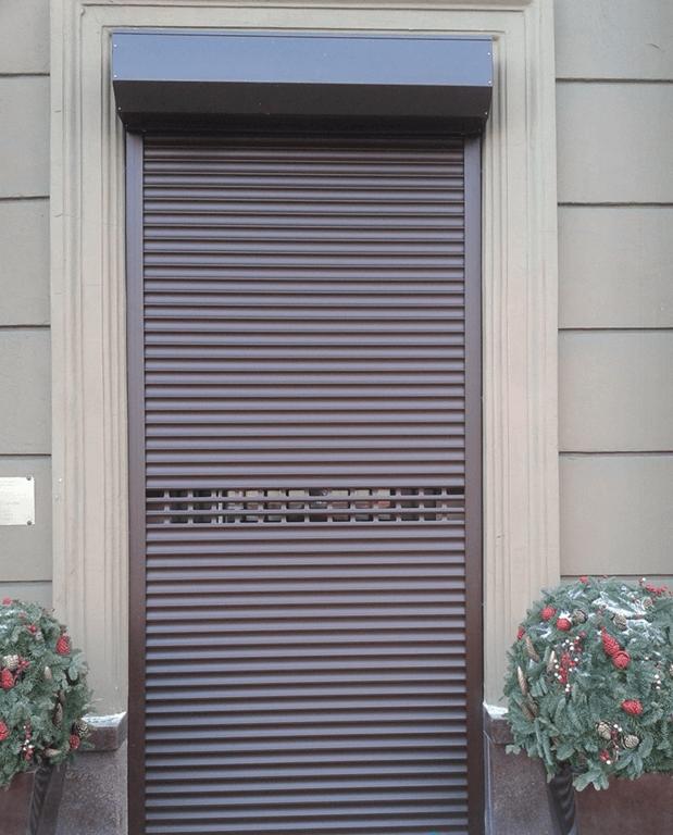 Рольставни DOORHAN на дверной проем купить в Белгороде