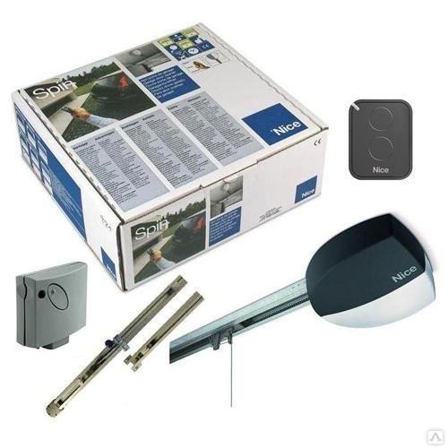 NICE SPIN22BDKCE - Комплект привода для секционных ворот купить в Белгороде