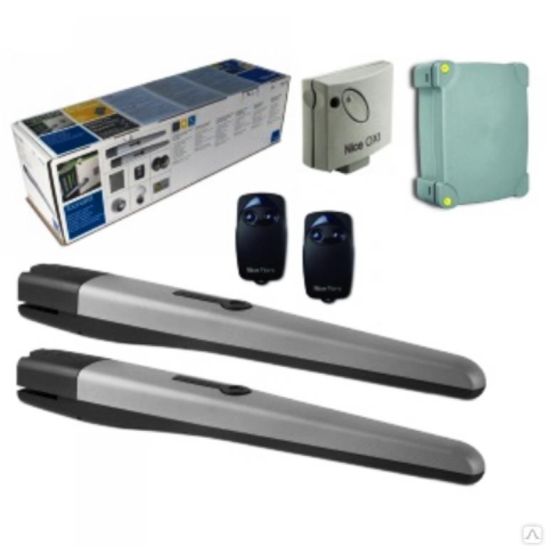 NICE TO5016 PKIT - Комплект приводов для распашных ворот купить в Белгороде